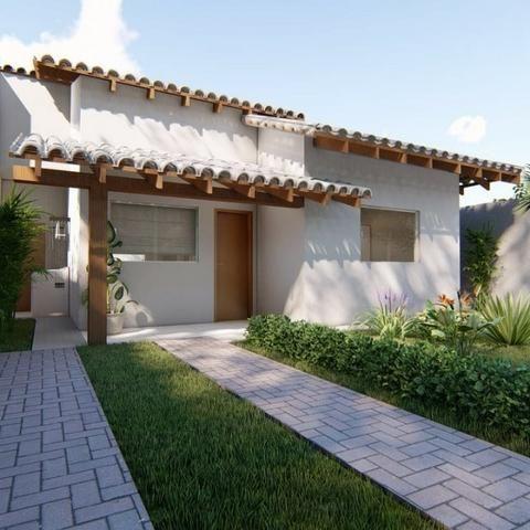 Vendo Casa nova no Condomínio no São Jose no Distrito de Cuiaba