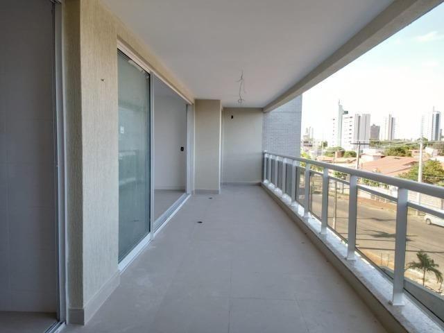 Vendo apartamento Novo em Lagoa Nova 170m, com varanda Goumert, 4 vagas