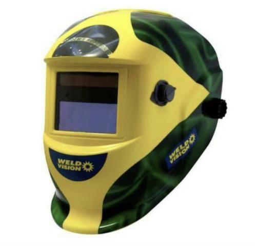 Máscara de solda (Patriota) Automática Weld Vision