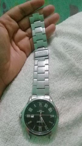 Relógio Orient Prata Novinho - Foto 3
