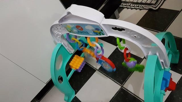 ??Vendo 1 Mobile de Bebê Baby Gym Unisex *Centro de Atividades Calesita