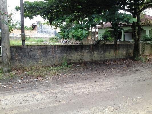 Terreno à venda, 362 m² por r$ 170.000 - sao josé - itapoá/sc - Foto 3