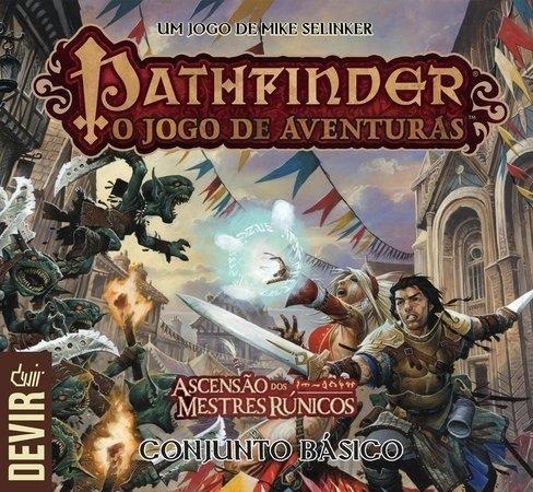 Pathfinder - O Jogo de Aventuras + 2 Expansões