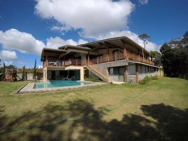 Linda mansão alto das montanhas em Domingos Martins