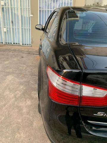 Carro todo original, Gran Siena Attractive 1.4 Flex 2012-2013 completo - Foto 6