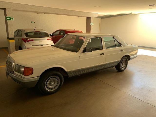 Mercedes Benz 1980 - 280SE / Placa Preta (Colecionador) - Foto 2