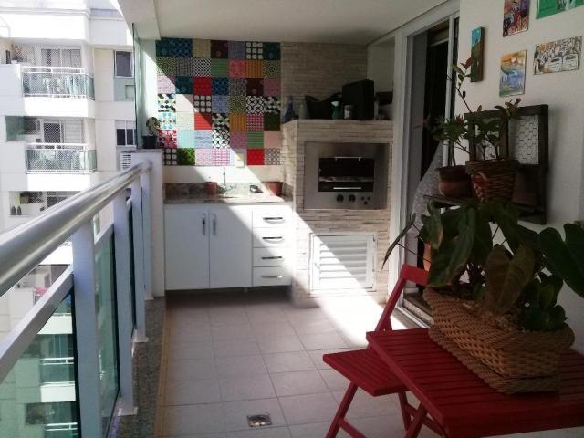 Apartamento com 2 dormitórios à venda, 70 m² por r$ 525.000 - santa rosa - niterói/rj - Foto 2