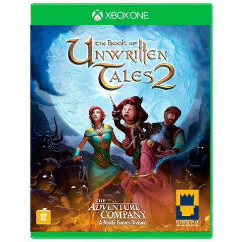 Jogo The Book of Unwritten Tales 2 Xbox One