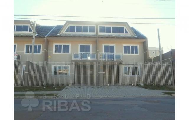 Sobrado Residencial à venda, Fazendinha, Curitiba - SO0451. - Foto 15