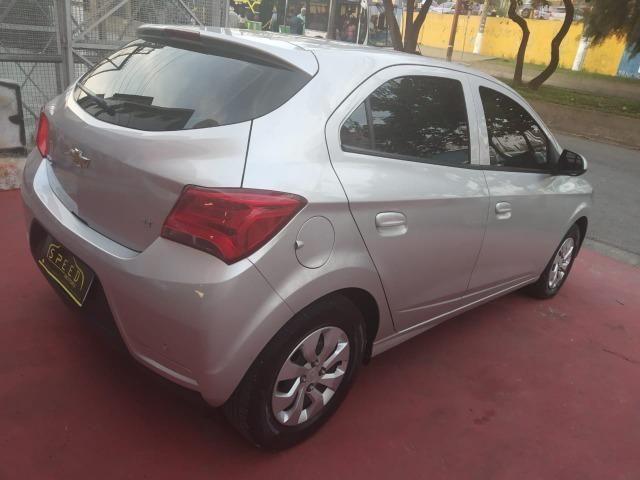 Gm - Chevrolet - Onix Lt 1.0 + Mylink - 2018 - Aceito Troca - Financio - Foto 3