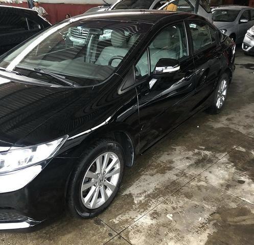 Honda Civic Lxl Automático Muito Novo.2013 - Foto 6