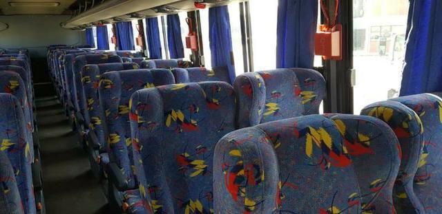 Ônibus Mascarello Roma 350 Volks bus 17 260 EOT - Fretamentos Único Dono, Impecável - Foto 7