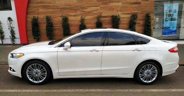 Ford\Fusion 2.0 Titanium 2.0 Turbo GTdi AWD - Top de Linha - Seminovo - Foto 2