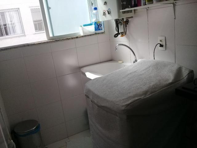 Apartamento com 2 dormitórios à venda, 70 m² por r$ 525.000 - santa rosa - niterói/rj - Foto 19