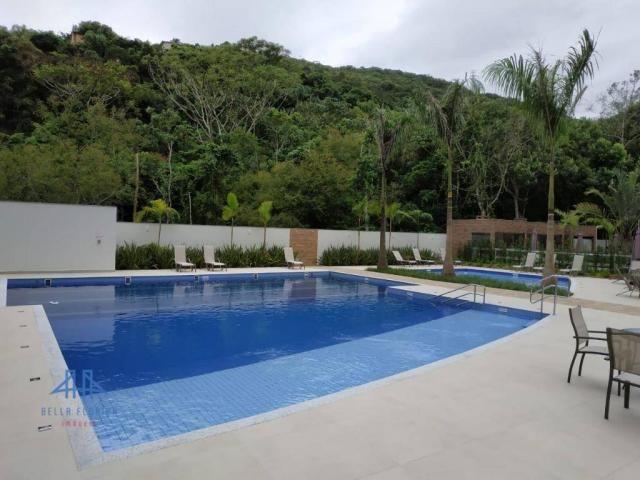 De frente para área verde de preservação, apartamento 3 dormitórios (1ste) 90m², 2 vagas l - Foto 16