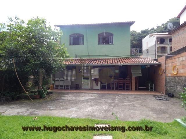 Casa à venda com 5 dormitórios em Cachoeira, Conselheiro lafaiete cod:1112