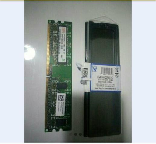 Memoria Ram Ddr2 De 1 Gb