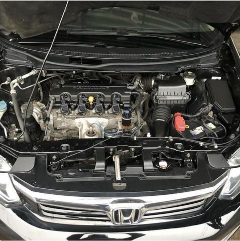 Honda Civic Lxl Automático Muito Novo.2013 - Foto 8