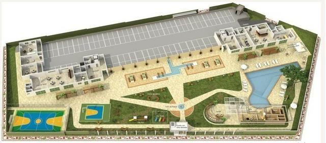 AP0357 - Apartamento 3 quartos, 84m² - Parquelândia - Fortaleza/CE - Foto 2
