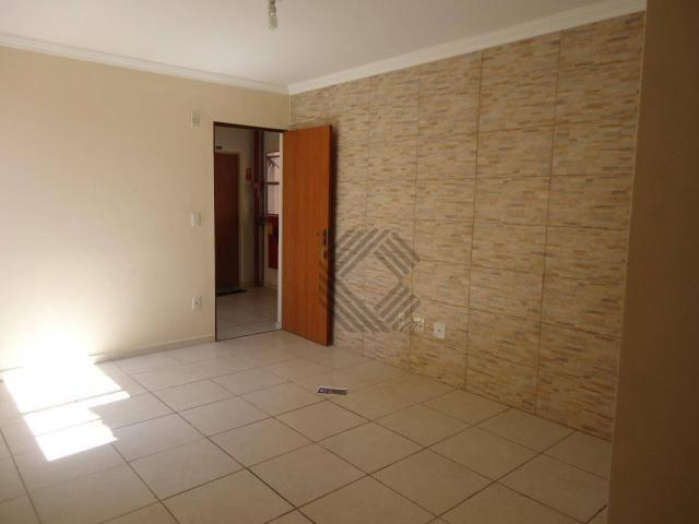 Apartamento com 2 dormitórios para alugar, 46 m² por r$ 650/mês - jardim ipanema - sorocab - Foto 2