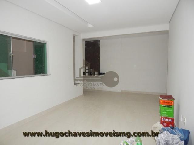 Casa à venda com 3 dormitórios em Santa matilde, Conselheiro lafaiete cod:1109