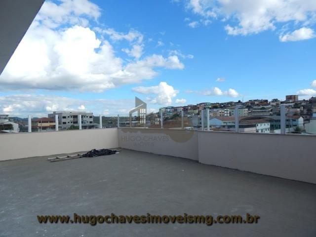 Apartamento à venda com 4 dormitórios em São joão, Conselheiro lafaiete cod:292-2 - Foto 9
