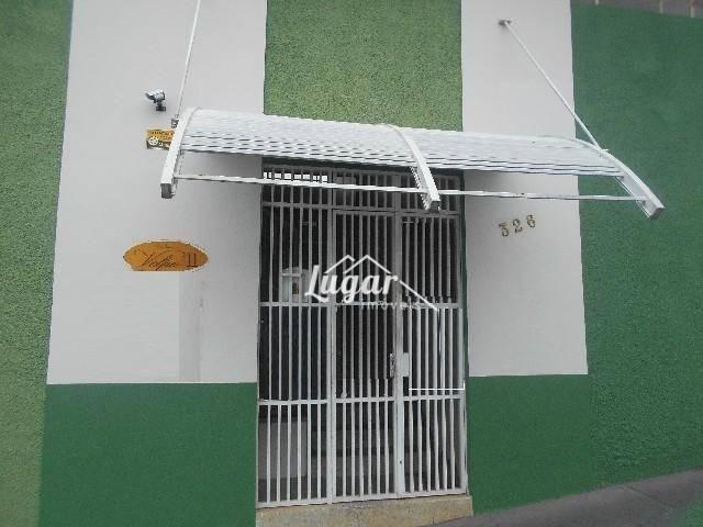 Apartamento com 1 dormitório para alugar por R$ 600,00/mês - Alto Cafezal - Marília/SP