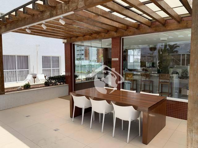 Apartamento com 3 dormitórios à venda, 106 m² por R$ 578.299 - Jardins - Aracaju/SE - Foto 5