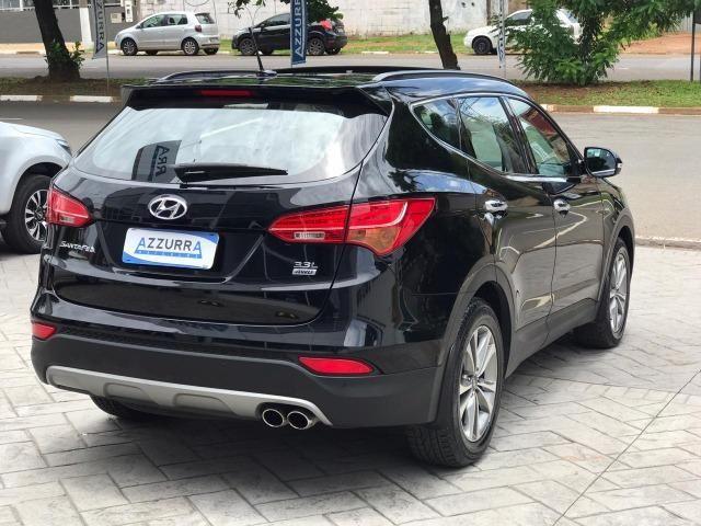 Hyundai santa fé 3.3 mpfi 4x4 7 lugares v6 270cv gasolina 4p automático 2016 - Foto 6
