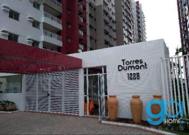 Ed. Torres Dumont último andar, com 3 quartos para venda, 86 m², 2 VAGAS por R$ 550.000 -
