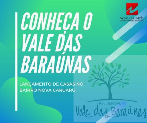 Casa em Nova Caruaru - 2 quartos - Financiada pela caixa com renda de R$ 1.500 - Foto 3