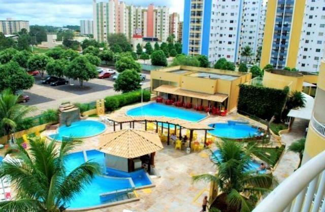 Thermas Place Parcelado - apartamento mobiliado - parque aquático thermas - Foto 4