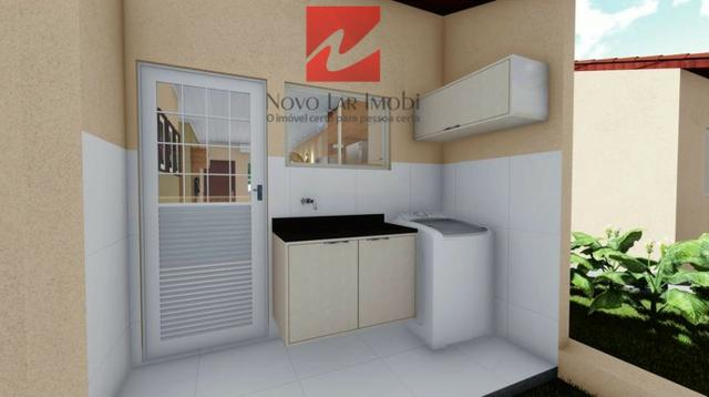 Chance única!!! casas com entrada zero em Caruaru- e taxas por conta da construtora - Foto 4