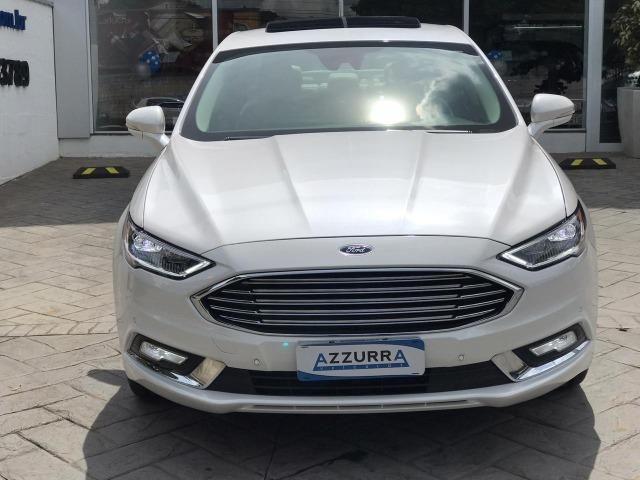 Ford fusion 2.0 titanium awd 16v gasolina 4p automático 2017