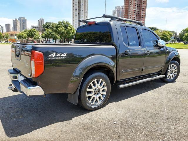 Nissan Frontier SL Attack 4x4 Diesel Automática - Foto 5
