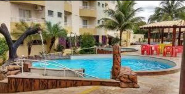 Thermas Place Parcelado - apartamento mobiliado - parque aquático thermas - Foto 3
