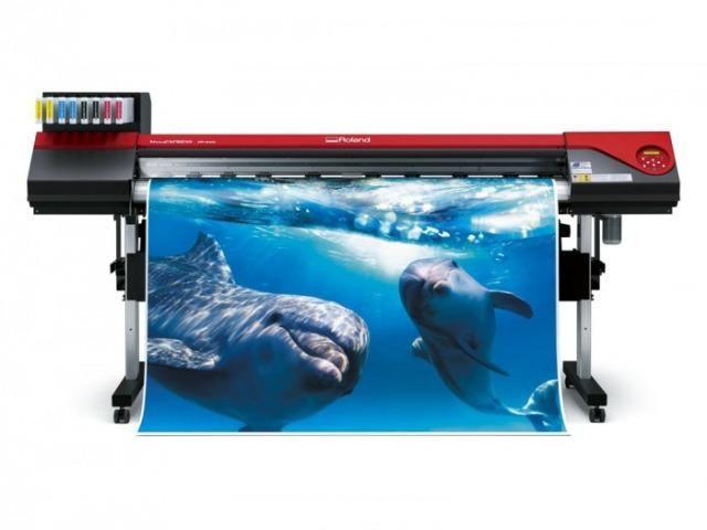 b57e6eda51cae Impressora sublimação ou solvente - Máquinas para produção ...
