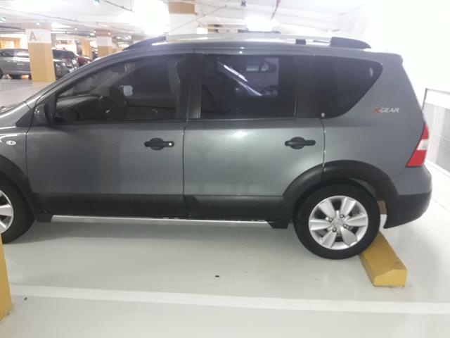Nissan Livina X-Gear SL 1.8 16V (flex) (aut) 2013