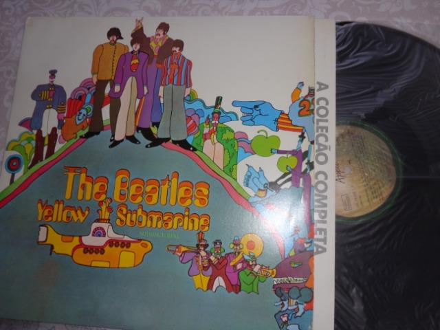 LP Beatles, Yellow Submarine