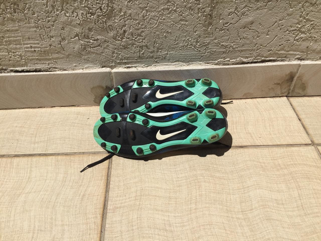 Chuteira Nike campo - Foto 2
