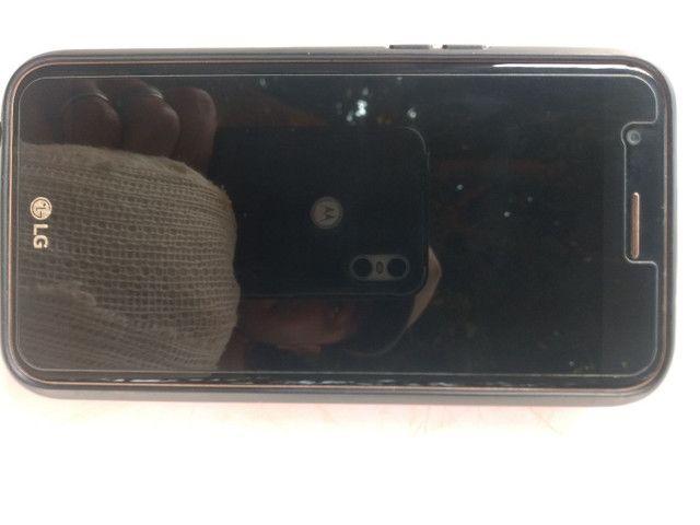 LG K10 32GB SEMI NOVO