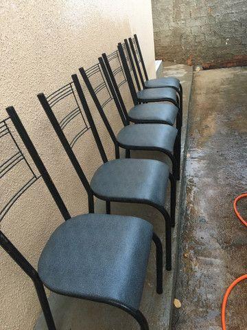 Mesa de jantar 6 cadeiras em Ji-Paraná. - Foto 3