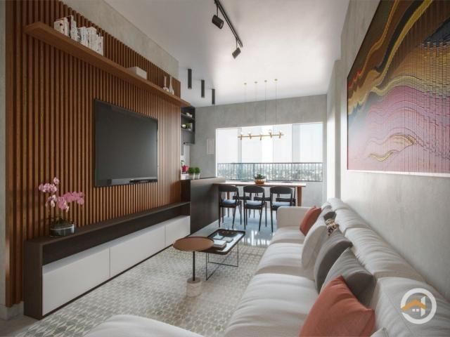 Apartamento à venda com 2 dormitórios em Setor negrão de lima, Goiânia cod:4171