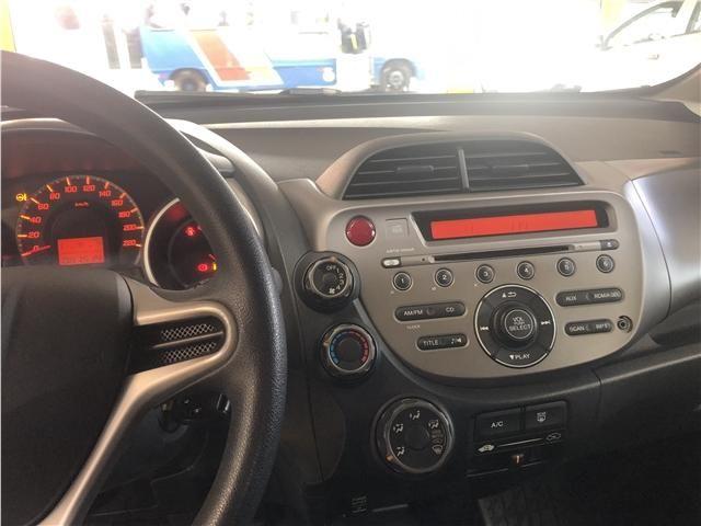 Honda Fit 1.4 cx 16v flex 4p manual - Foto 7