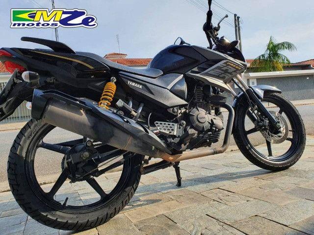 Yamaha Ys 150 Fazer Sed 2018 Preta com 39.000 km - Foto 5