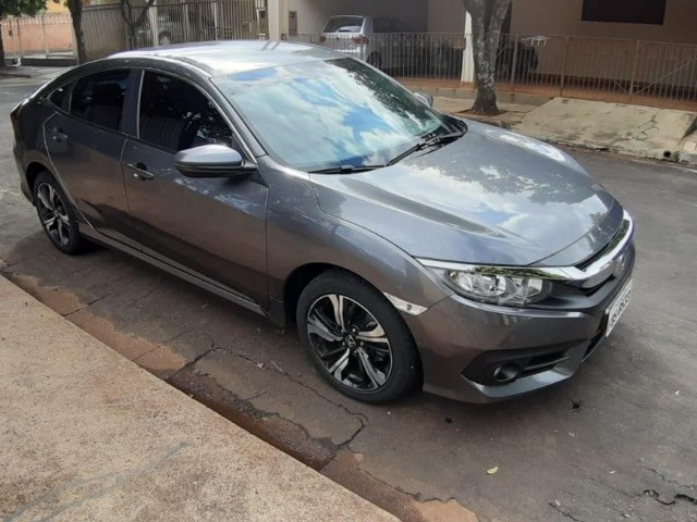 Honda Civic 2.0 17
