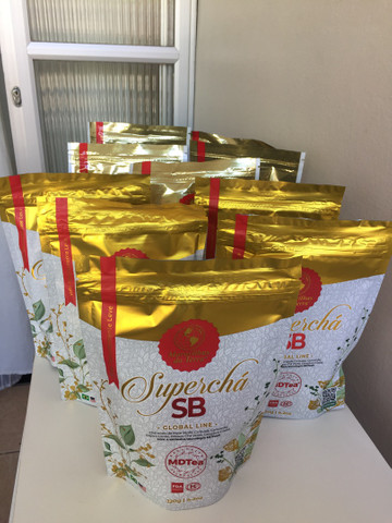 Super Chá SB emagrecedor - Foto 3