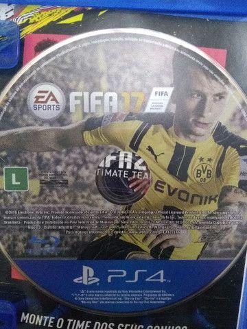 Jogos PS4 FIFA usados. - Foto 3