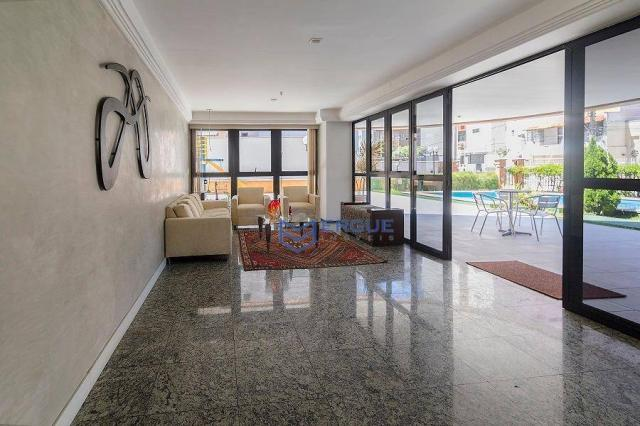 Apartamento com 3 dormitórios à venda, 223 m² por R$ 890.000 - Aldeota - Fortaleza/CE - Foto 2