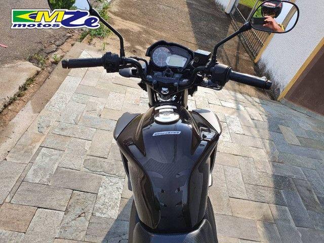 Yamaha Ys 150 Fazer Sed 2018 Preta com 39.000 km - Foto 13